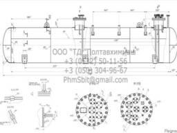 Резервуар/емкость 19м3 для СУГ