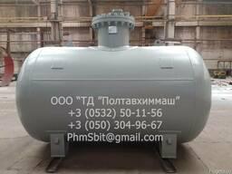 Резервуар/емкость 5м3 для СУГ