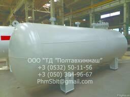 Резервуар/емкость подземный 10м3 для СУГ