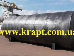 Резервуар горизонтальный стальной РГС-75 м³ (РГСП-75м³)