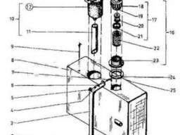 Резервуар масляный на погрузчик ДВ-1621 и ДВ-1661 Балканкар