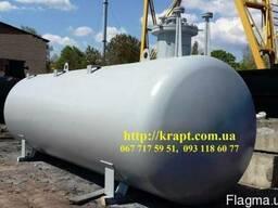 Резервуар подземный для СУГ