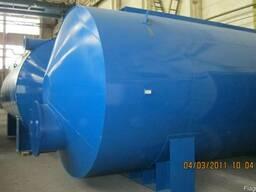Резервуар стальной 25 м куб