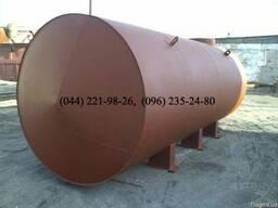 Резервуар стальной 75 м куб