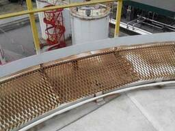 Резервуар стальной вертикальный РВС-400 куб. м, , для нефтеп