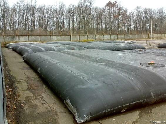 Резервуары для хранения КАС