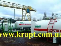 Резервуары для нефтепродуктов, ёмкости для ГСМ
