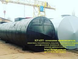 Резервуары очистных сооружений нефтяных и газовых скважи