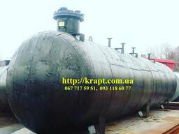 Резервуары подземные для строительства АГЗС