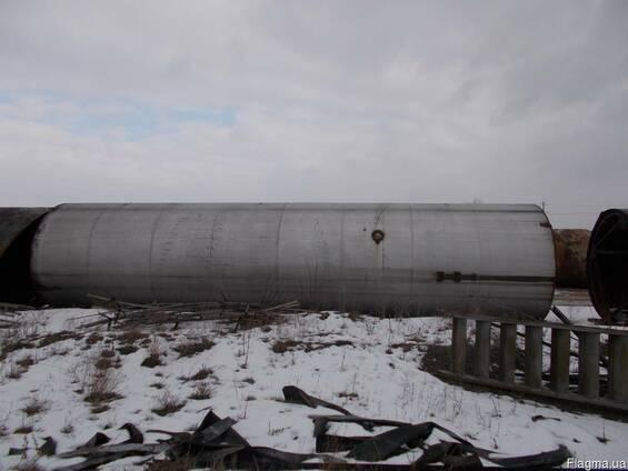 Резервуары РВС1000 - 1 шт. и РВС2000 - 2 шт.