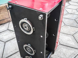 Режущий блок Измельчитель веток REZAK Р 80, до 80ти миллимет