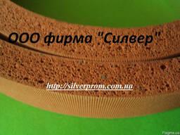 Резина губчатая пористая 10 мм