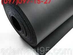 Резина губчатая пористая, толщина 3-20мм, листы 700х700 мм.
