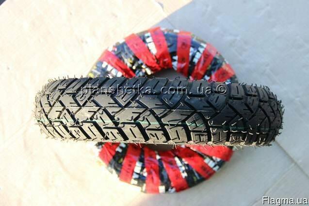 Резина на скутер 3.50-10 камера шоссе (к.124)