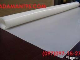 Резина силиконовая, термостойкая, толщина 2-10 мм.