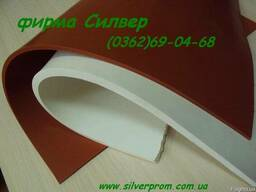 Силиконовая резина (техпластина теплостойкая)
