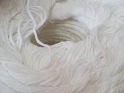 Резинка для маски в коробке 3мм, 6000м, белая, Италия