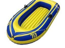Резиновая лодка с насосомTwo-man Boat