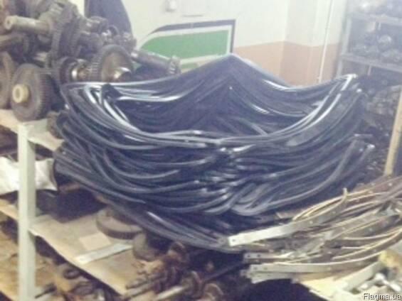 Резиновая прокладка под крышку коробки скоростей к станку- 1