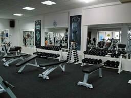 Спортивные покрытия для спортзалов (5мм)