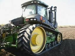 Резиновые гусеницы для трактора John Deere, Cat, Case, Agco