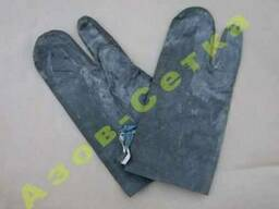 Резиновые перчатки БЛ-1