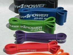 Резиновые петли для спорта R4P комплект из 6 штук