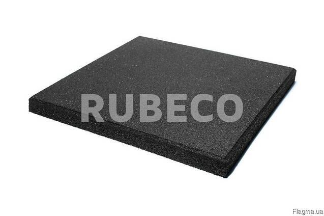 Резиновые плиты 20мм черные 454грн/м2 в наличии 200м2 Днепр