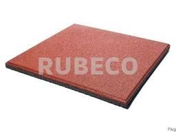 Резиновые плиты 50см*50м*3см. 580 грн. в наличии 100м2