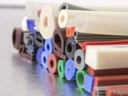 Изделия из силиконового каучука, резины