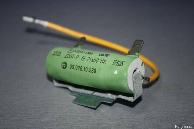 Резистор печки рено магнум