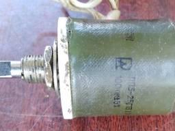 Резистор СП-5 100 Ом для генератора АД-10, ЭСД-10