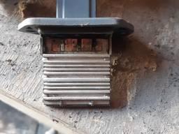 Резистор вентилятора печки Авео, Лачетти 96435889