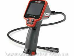 Ridgid micro CA-100 инспекционная видеокамера