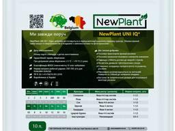 Рідке добриво New Plant UNI IQ 10 л. Максимальна композиція) - 10 л