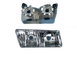 Рефлектор фари Volvo FH12 нижня частина 20730107 20730109