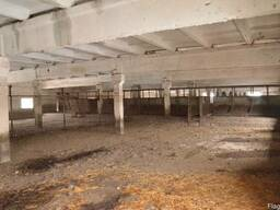 Куплю Недвижимость помещения фермы на разборку под демонтаж