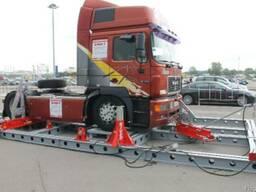 Рихтовочный стенд SIVER Truck