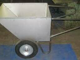 Рикша, тележка для перевозки продуктов