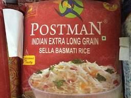 Рис Басмати пропарен, белый