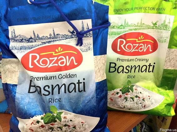 "Рис пропаренный ""Басмати"""