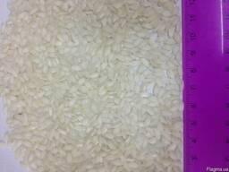 Рис длиннозернистый, пропаренный, круглый