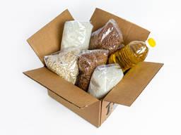 Рис индийский пропаренный длинный, перловая, ячневая, пшеничная, кукурузная в упаковке 1кг