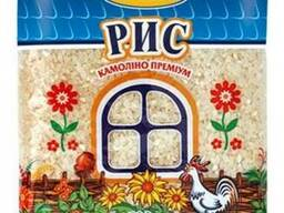 Рис Камолино шлифованный 0,5 кг