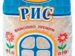Рис Камолино шлифованный 1 кг
