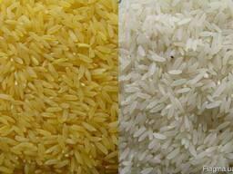 Рис пропаренный , рис длинный