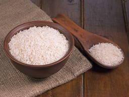 Рис среднезернистый, белый (Индия)