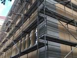 Риштування будівельне, професійне, оренда, продаж - фото 2