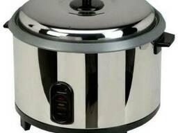 Рисоварка Gastrorag DKR-160 (нерж) объем 8 л. Новая