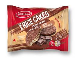 Рисовые хлебцы с шоколадом 30 г / Rice cakes with chocolate